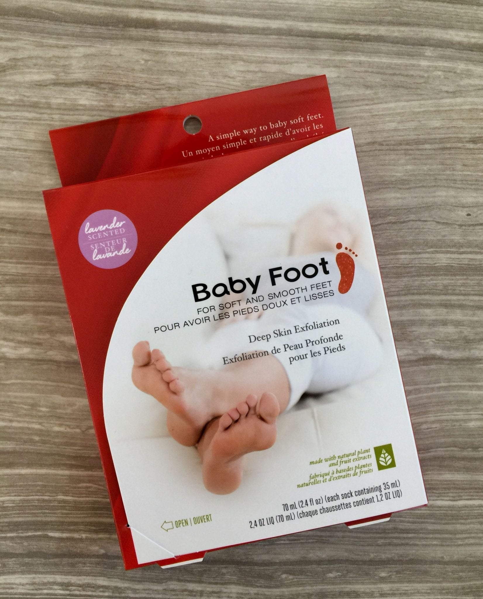 Baby Soft Foot