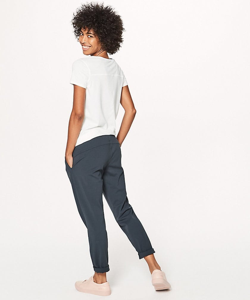 On The Fly Pant Melanite